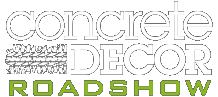 Concrete Decor Roadshow